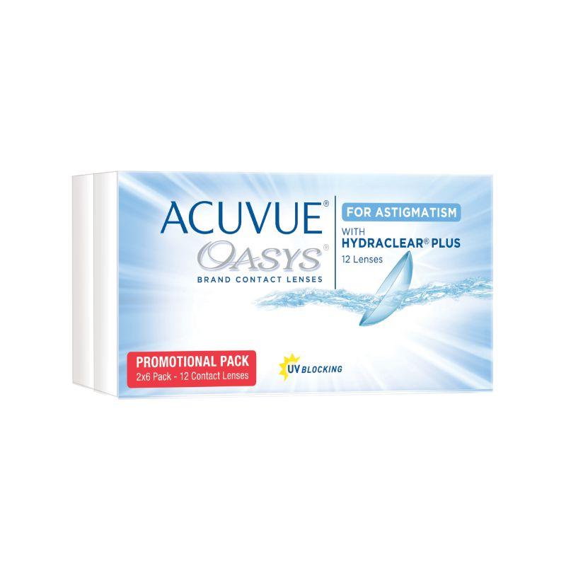 732774147237f ACUVUE OASYS For Astigmatism 12 lentilles de Johnson   Johnson - LPO ...