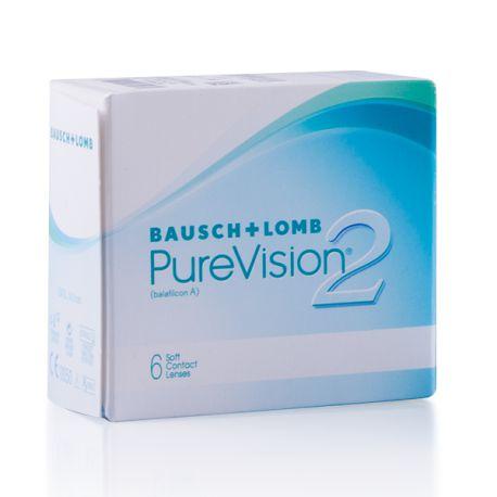 PureVision 2 HD 6 lentilles de Bausch   Lomb - LPO Clair Optic fdc4743723ae