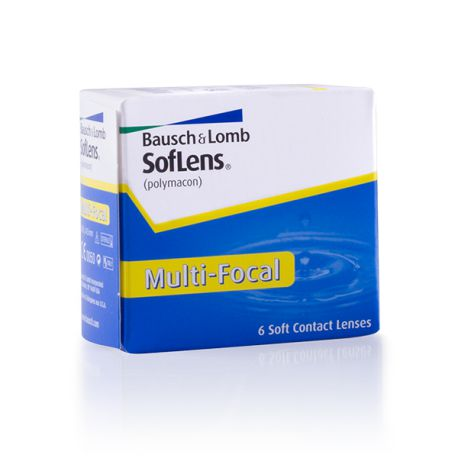 SofLens Multi-Focal 6 lentilles de Bausch   Lomb - LPO Clair Optic c1e999bbde07